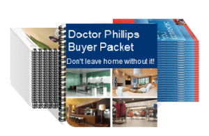 Buyer Packet for Doctor Phillips-Windermere-Winter Garden Florida
